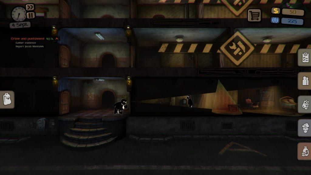 Beholder Video Game
