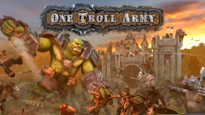 One Troll Army