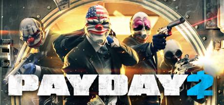 Payday 2 Game Header