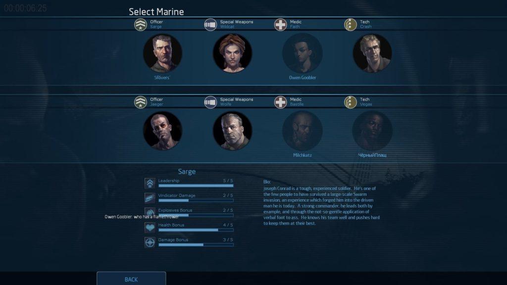 Select Marine