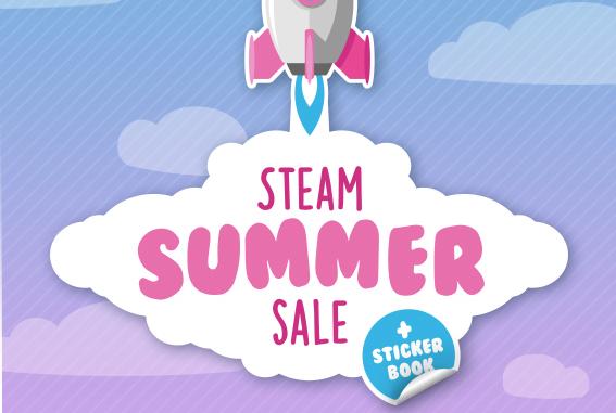 Steam Summer Sale June 22nd - July 5th