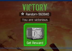Uniwar Victory and Reward
