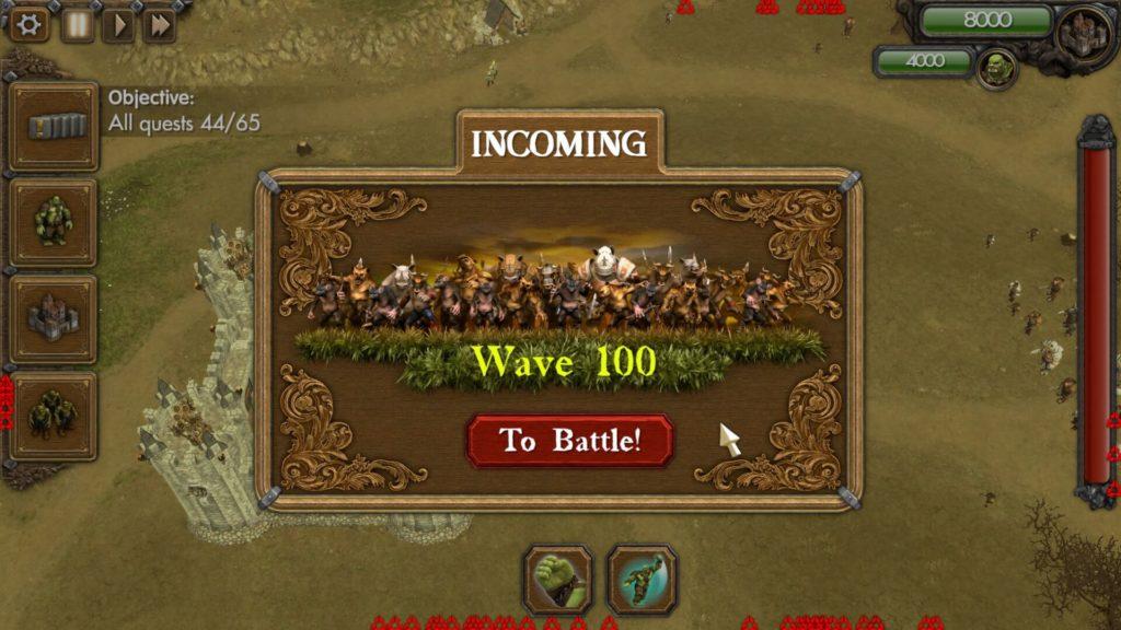 Wave 100, One Troll Army