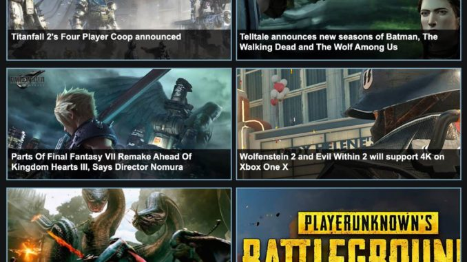 This Week In Gaming July 25th