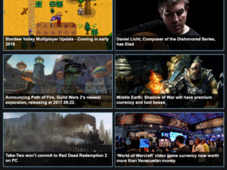 This Week In Gaming – August 8th