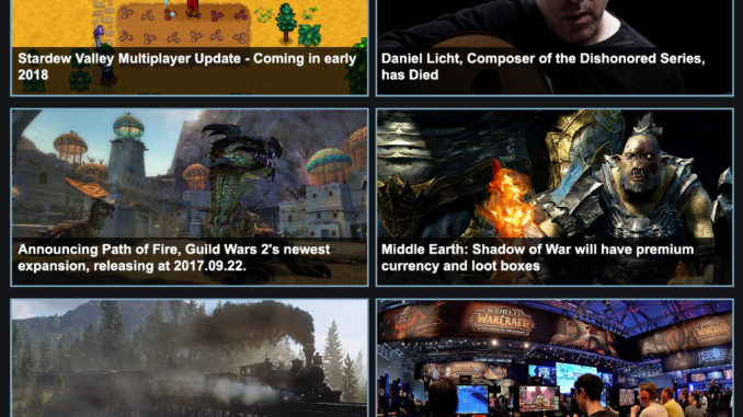 This Week In Gaming August 8th