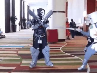 Solaire vs Reaper