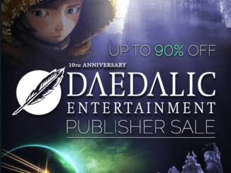 Daedalic Entertainment Publisher Sale